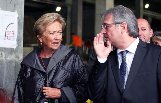 BELGIUM SPA ROYALS EUROSKILLS SPA FRANCORCHAMPS 2012