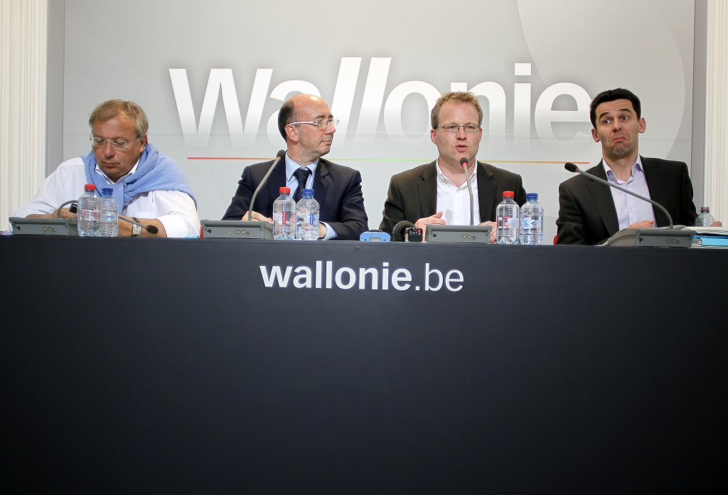 BELGIUM NAMUR REFORM OF THE WALLOON CODE OF SPATIAL PLANNING