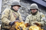 BELGIQUE : COMMEMORATIONS DES 75 ANS DE LA BATAILLE DES ARDENNES A BASTOGNE | COMMEMORATION OF THE 75 YEARS OF THE BATTLE OF THE