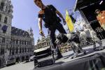 BELGIUM : BRUXELLES COULISSES DU TOUR DE FRANCE 2019 | BRUSSELS COULISSES OF FRANCE TOUR 2019