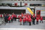 BELGIUM LIEGE PROVINCE GENERAL STRIKE FGTB