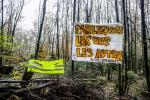 BELGIQUE : MOBILISATION CONTRE L'EXPULSION DE LA ZAD D'ARLON | MOBILIZATION AGAINST THE EXPULSION OF THE ZAD OF ARLON