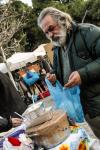 GREECE POVERTY MEAL DISTRIBUTION