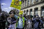 FRANCE : MANIFESTATION DES GILETS JAUNES A PARIS POUR L'ACTE 32 | MANIFESTATION OF THE YELLOW VEST IN PARIS FOR ACT 32