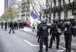 FRANCE : MANIFESTATION GILETS JAUNES CONTRE LA REFORME DES RETRAITES PARIS |  MANIFESTATION OF YELLOW VEST AGAINST PENSION REFORM IN PARIS
