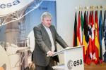 BELGIUM REDU JEAN-CLAUDE MARCOURT VISIT ESA SITES AND THE EURO SPACE CENTER
